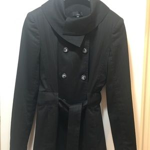 POLECI Trench Coat - double-breasted/belted